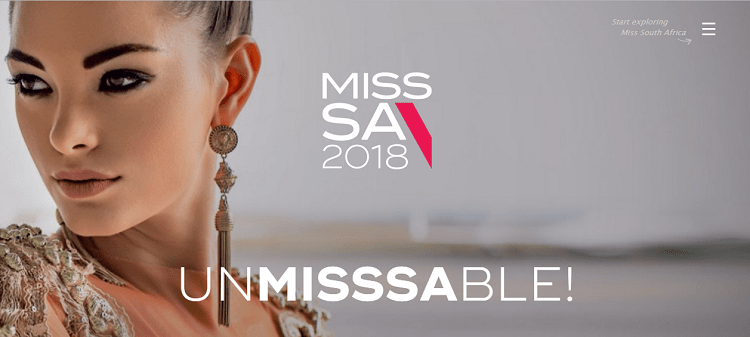 Could you be the next Miss South Africa in 2018? Register with @Official_MissSA